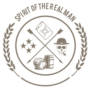 Spirit of the Real Man (Black)